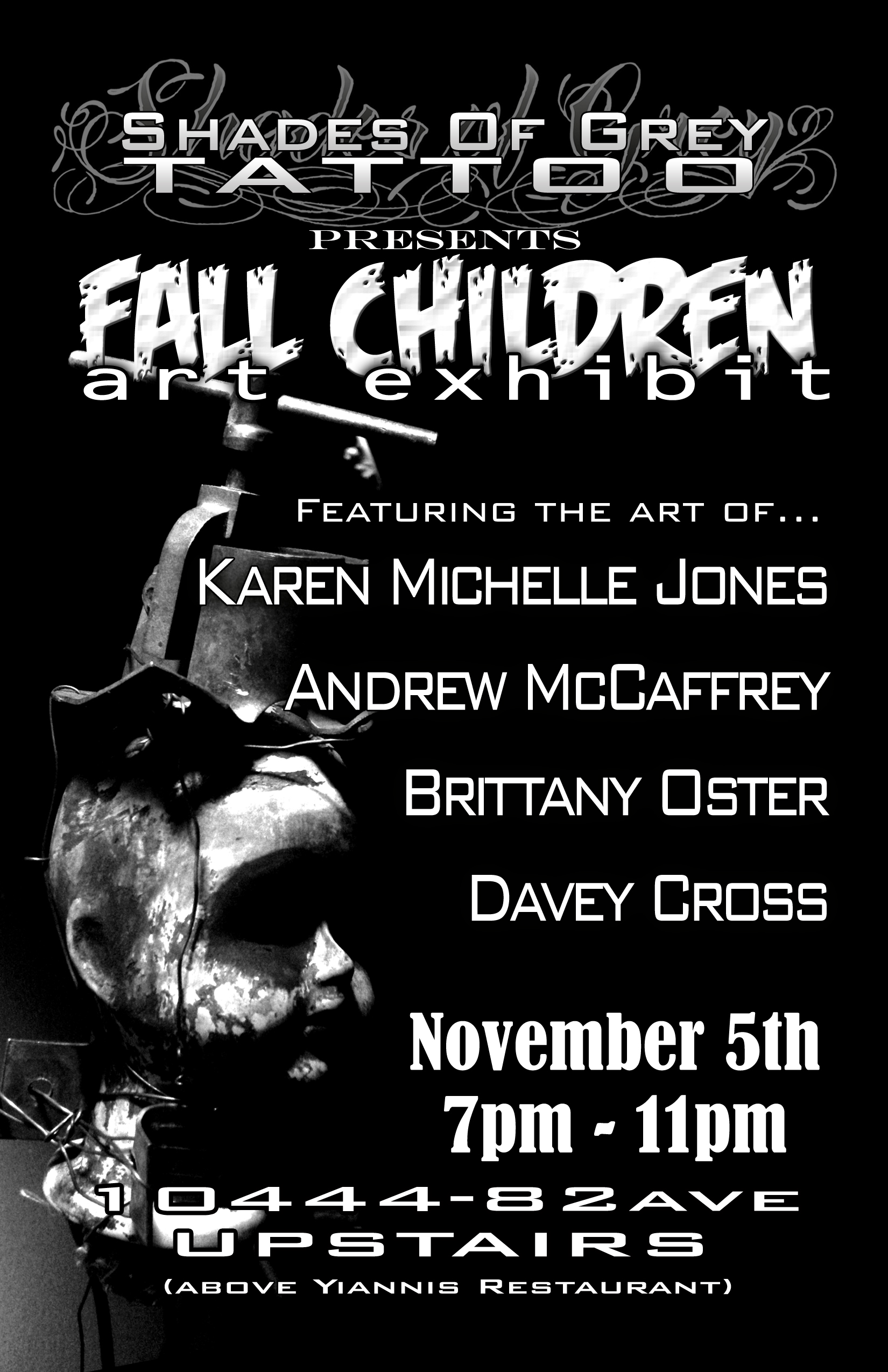 Fall Children Art Exhibit